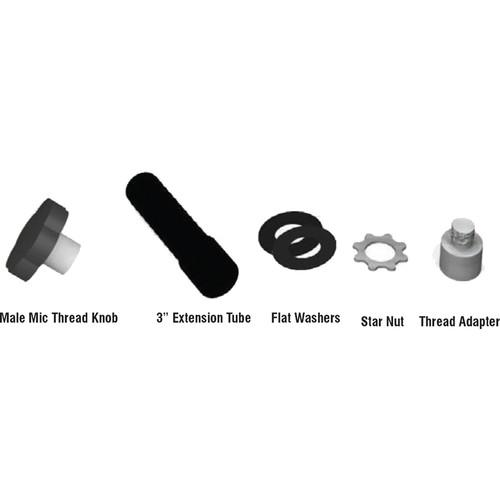 Auralex Hardware Kit for Mudguard Sound MUDGUARD HARDWARE KIT
