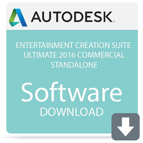 Autodesk Entertainment Creation Suite 793H1-WWR111-1001-VC