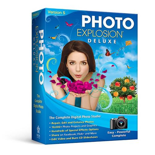 Avanquest Photo Explosion 5.0 Deluxe (Download) PHOTOEXPLOSION5