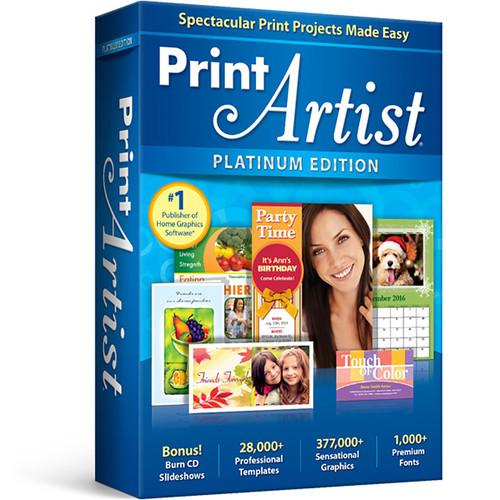 Avanquest Print Artist Platinum PHOTOARTISTPLATINUM