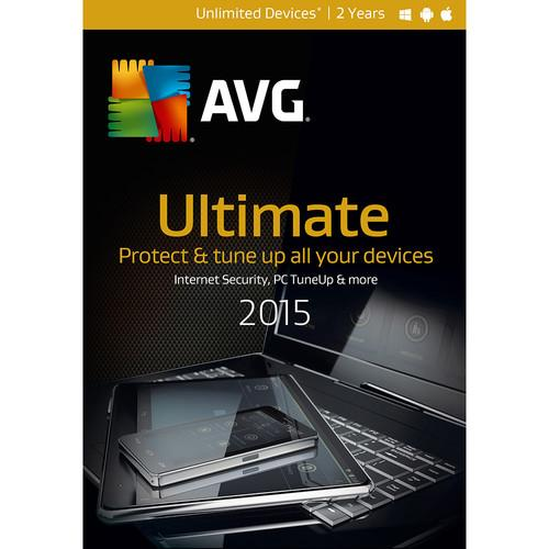 AVG  AVG Ultimate 2015 ULT15N24EN