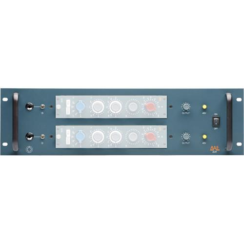 BAE 2CR 2-Channel Power Rack for Two 10-Series Modules 2CR