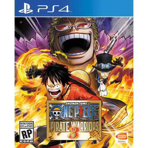 BANDAI NAMCO One Piece: Pirate Warriors 3 (PS4) 12011