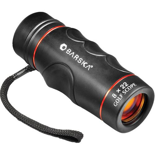 Barska  8x22 WP Golf Scope AA10199