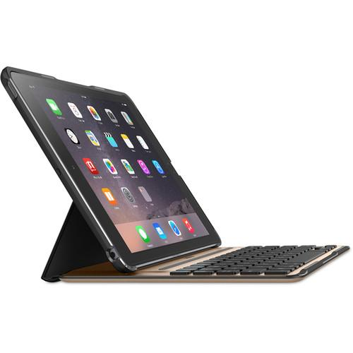 Belkin QODE Ultimate Pro Keyboard Case for iPad Air F5L176TTBGG
