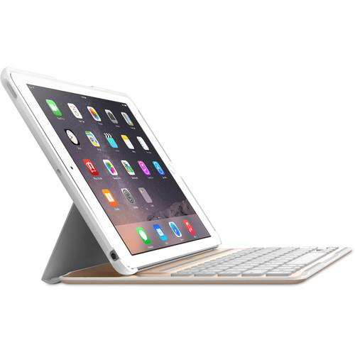 Belkin QODE Ultimate Pro Keyboard Case for iPad Air F5L176TTWGG