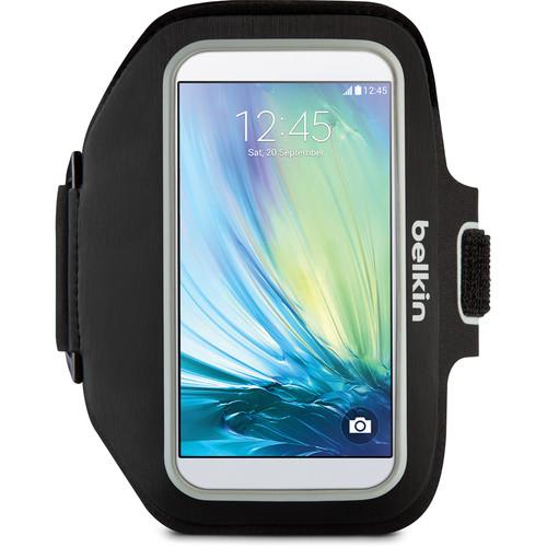 Belkin Sport-Fit Plus Armband for Galaxy S6/S6 Edge F8M942-C00