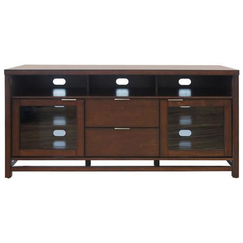 Bell'O SCARBOROUGH A/V Wood Cabinet (Chocolate) BFA63-94812-CHJ