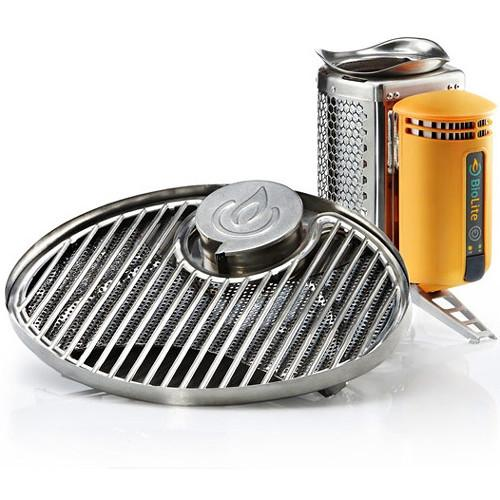 BioLite Portable Tabletop Grill Top for CampStove GRA