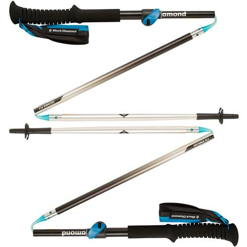 Black Diamond Distance FLZ Trekking Poles BD11217800001401