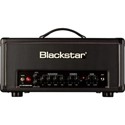 Blackstar HT Studio 20 - 20W Tube Amplifier Head HTSTUD20H