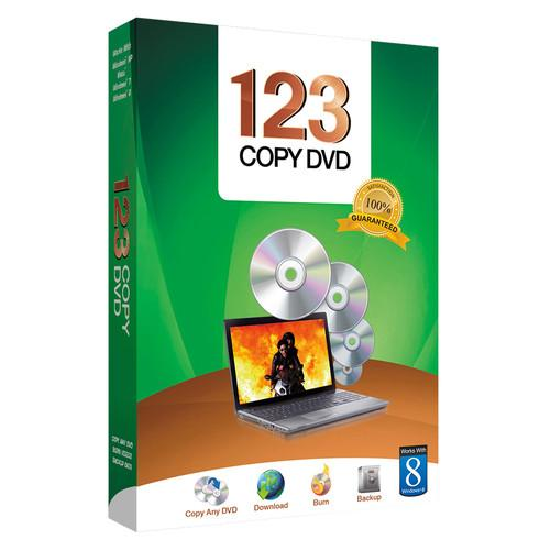 Bling Software 123 Copy DVD Basic 2013 (Download) 873172081562