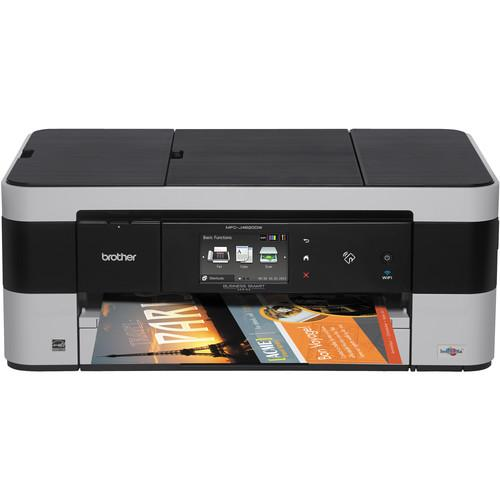 Brother MFC-J4620DW Business Smart All-in-One Inkjet MFC-J4620DW