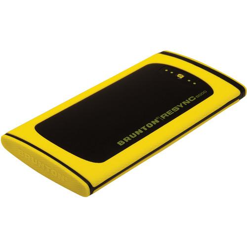 Brunton ReSync 6000mAh Power Bank (Yellow) F-RESYNC6000-YL