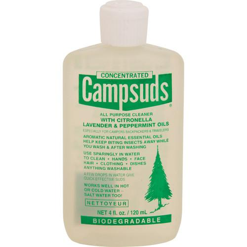 Campsuds All-Purpose Liquid Cleaner with Citronella, CMP-00007