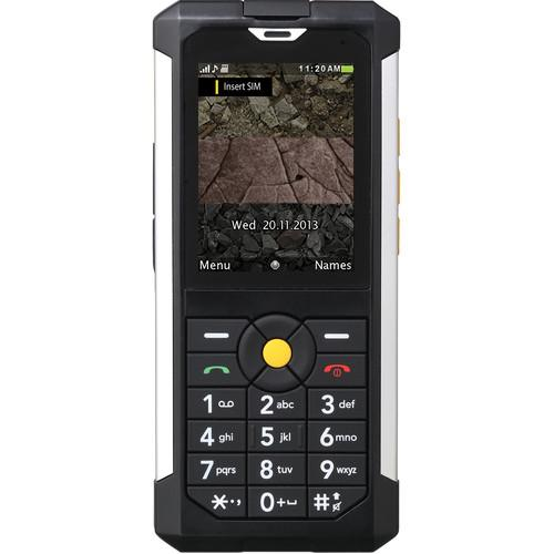Cat  B100 128MB Ruggedized Feature Phone B100-BLK