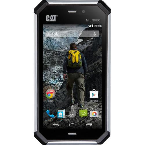 Cat S50 USA/Canada Variant 8GB Ruggedized Smartphone S50-BLK