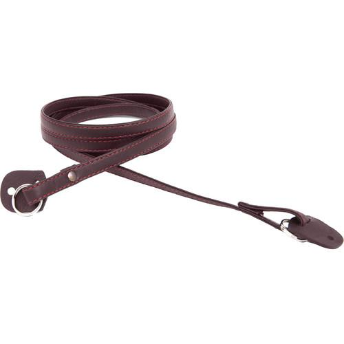 Cecilia Gallery Narrow Leather Camera Strap MFD1169