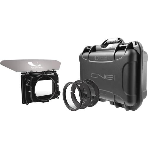 Chrosziel Cine.1 Dual-Stage Clamp-On Matte Box Kit C-565-02-KIT