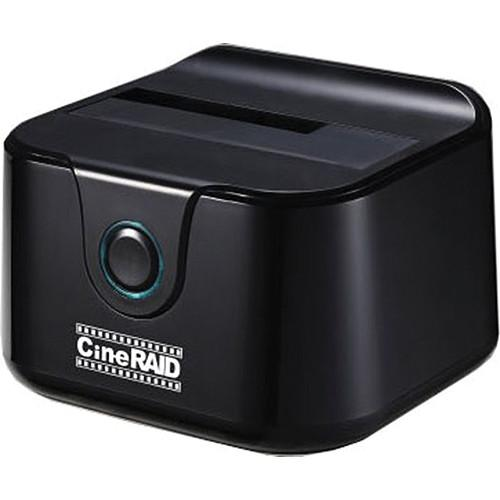 CineRAID  CR-H116 USB 3.0 Hard Drive Dock CR-H116