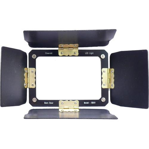 Cineroid  Barndoors for L10C/L2 LED Light BD01