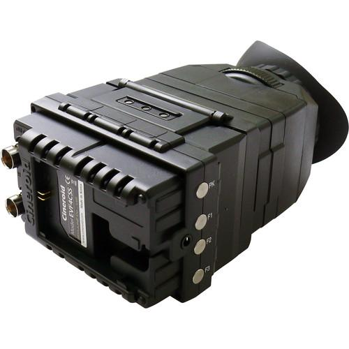 Cineroid EVF4CSE Electronic Viewfinder with SDI Input / EVF4CSE