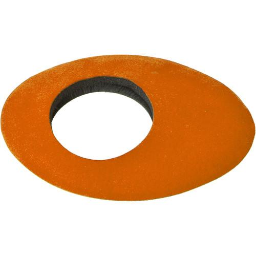 Cineroid Soft Eye Cup Cover for EFV Viewfinder (Orange) ECO