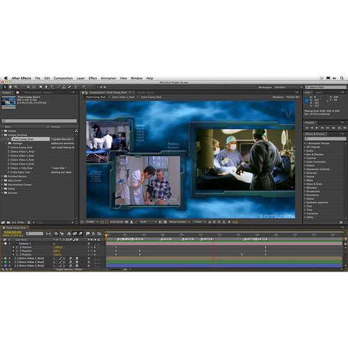 Class on Demand Online Tutorial: After Effects Apprentice 99947