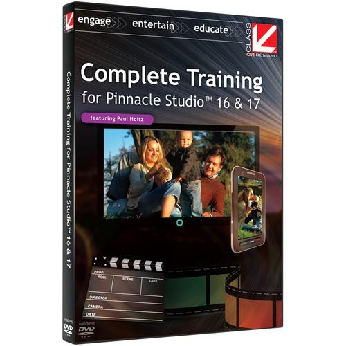 Class on Demand Online Tutorial: Complete Training 99952