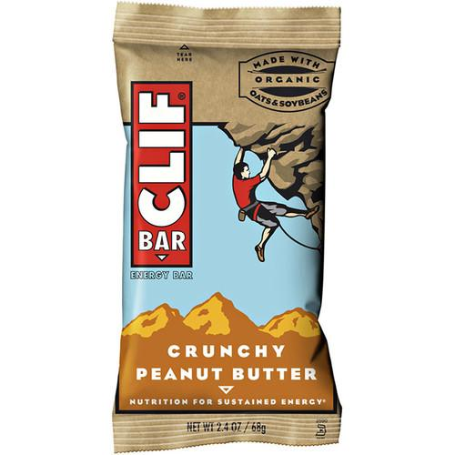 Clif Bar Clif Energy Bars (Crunchy Peanut Butter, 12-Pack)