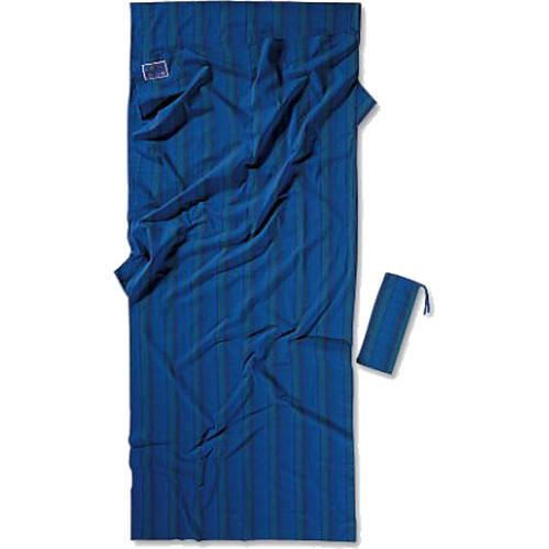 COCOON  Cotton Travel Sheet (Nile Blue) CCN-CT22