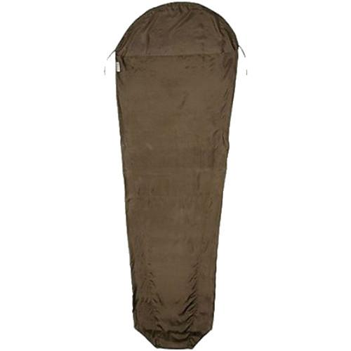 COCOON  Silk Mummy Liner (Brown) CCN-SM40