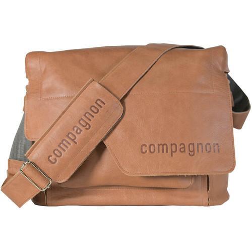 b33c547c8c compagnon Messenger Camera   Laptop Bag (Light Brown) 101
