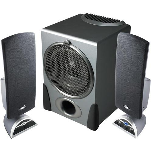 Cyber Acoustics CA-3550 32W 2.1-Channel Multimedia CA-3550RB