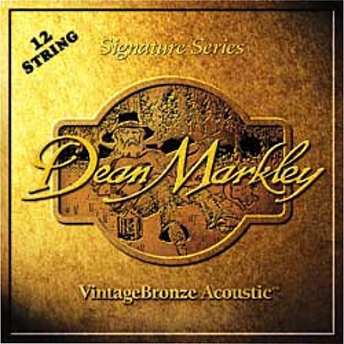 Dean Markley 2204 Medium Light - Vintage Bronze Acoustic DM2204