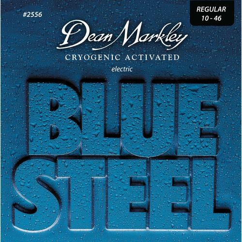 Dean Markley 2556A Blue Steel Electric Guitar Strings DM2556A