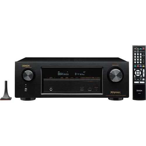 Denon IN-Command Series AVR-X1200W 7.2-Channel AVR-X1200W