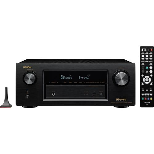 Denon IN-Command Series AVR-X2200W 7.2-Channel AVR-X2200W