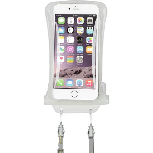 DiCAPac Waterproof Case for Smartphones up to 5.7
