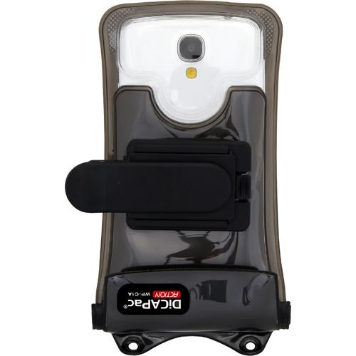 DiCAPac Waterproof Floating Action Case for Smartphones WP-C1A