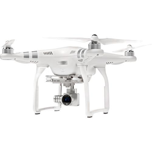 DJI Phantom 3 Advanced with 2.7K Camera Bundle with Wheeled