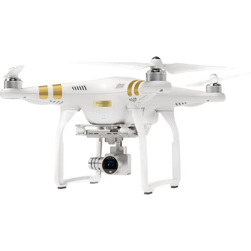 DJI Phantom 3 Professional with 4K Camera Bundle with Wheeled