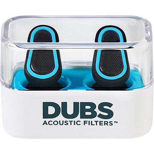 Doppler LabS DUBS Acoustic Filters (Blue) DUBS00007