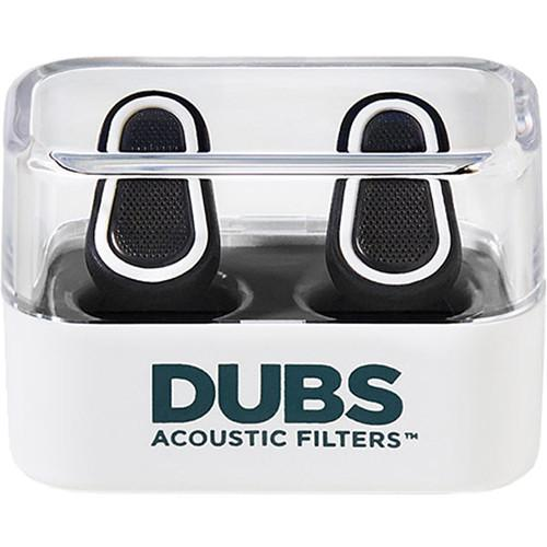 Doppler LabS DUBS Acoustic Filters (Gray) DUBS00008