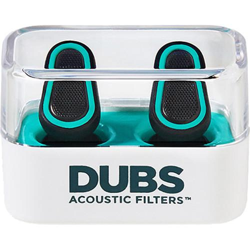 Doppler LabS DUBS Acoustic Filters (Green) DUBS00006