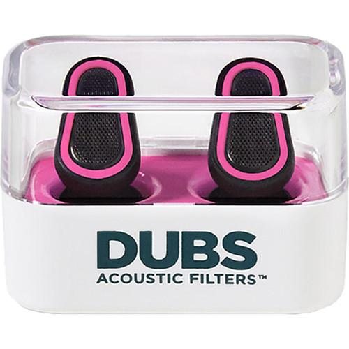 Doppler LabS DUBS Acoustic Filters (Pink) DUBS00009