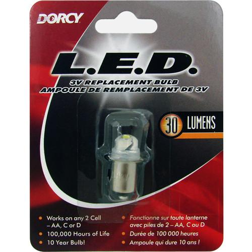 Dorcy  30 Lumen 3V LED Replacement Bulb 41-1643
