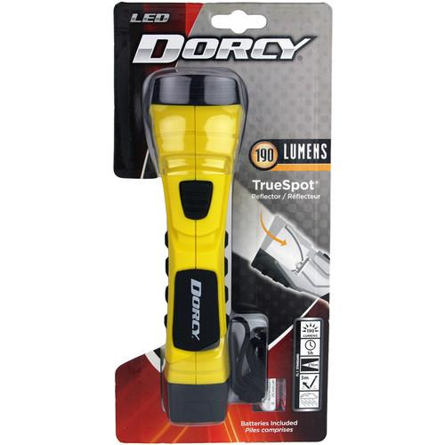 Dorcy Cyber Light 180 Lumen LED Flashlight 41-4750