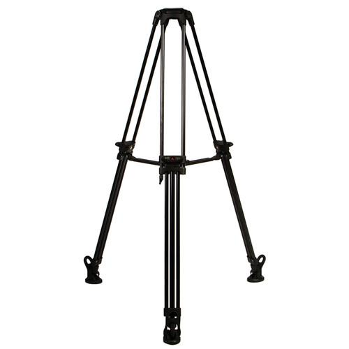 E-Image 2-Stage Aluminum Tripod Kit with Benro H8 Video Head