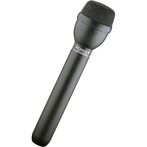Electro-Voice RE50N/D-B Handheld Microphone with Microphone